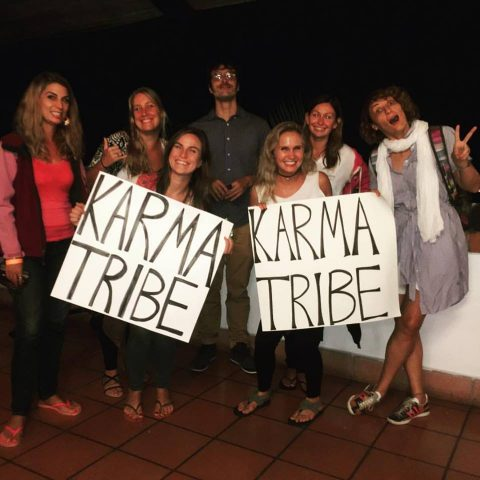 Karma Tribe has the best fans in Costa Rica