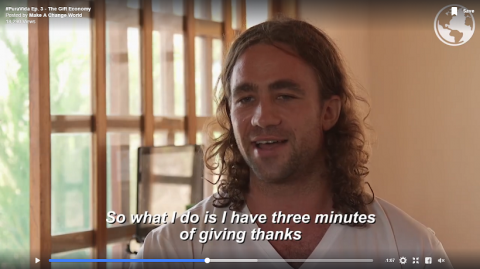 Facebook video about Karma Tribe goes viral